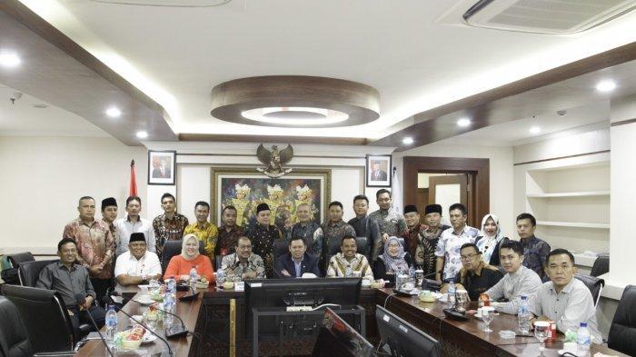 Difasilitasi DPD RI, Wakil Bupati Bengkulu Tengah Bertemu dengan Menteri PUPR