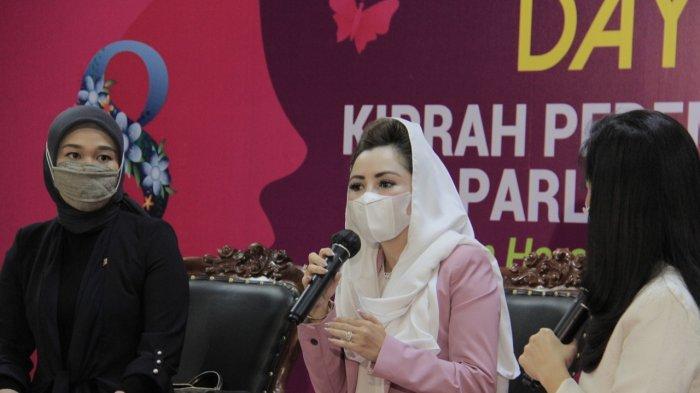 Anggota Komite I DPD Dapil Sumsel:Berharap Dunia Birokrasi Membuka Ruang Lebih Buat Perempuan