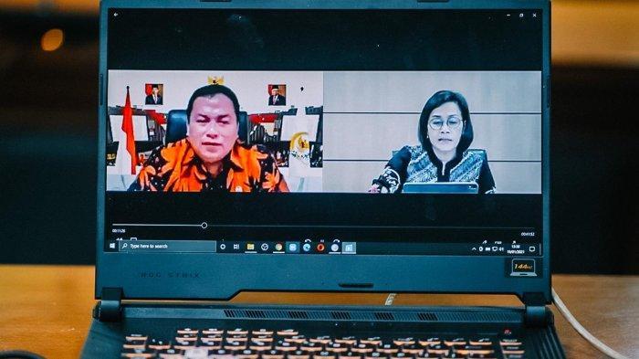 Raker dengan Menkeu, Komite IV DPD Beri Catatan Khusus Kebijakan TKDD dan Program PEN di Daerah