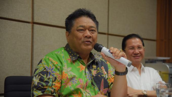 Wakil Ketua Komisi VII DPR RI Ridwan Hisjam