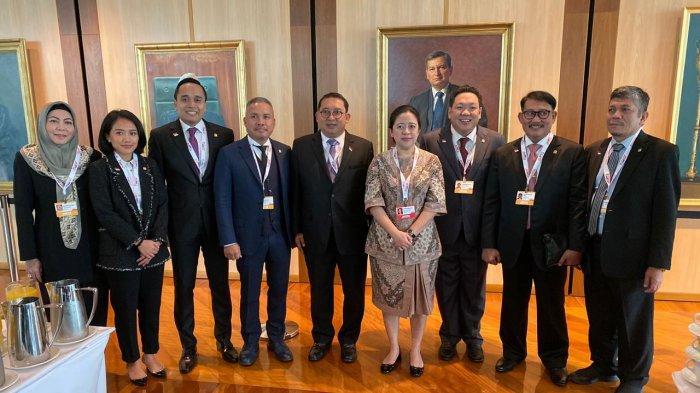 DPR RI Miliki Peran Strategis untuk Kemajuan Kawasan Asia-Pasifik
