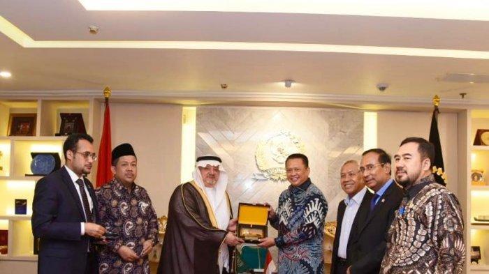 Bamsoet: Kerjasama Indonesia dan Arab Saudi Harus Ditingkatkan di Semua Bidang
