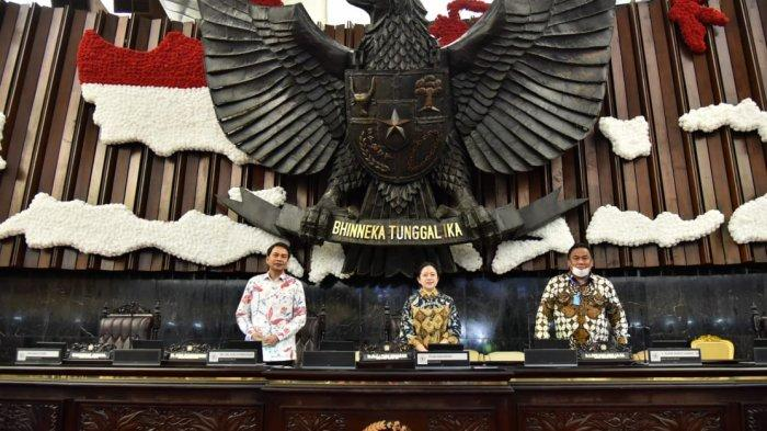 DPR Akan Gelar Rapat Paripurna Pekan Depan