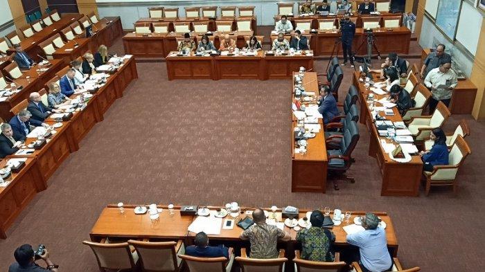 Rapat Dengan Komisi I DPR RI, Parlemen Norwegia Soroti Isu Radikalisme di Aceh