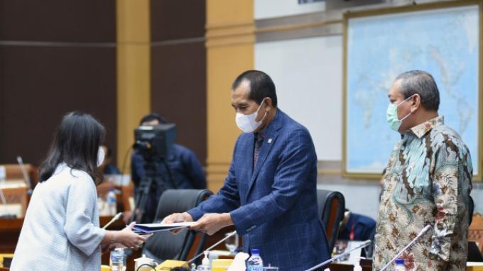 Komisi I Setujui DIM RUU Kerja Sama Indonesia-Swedia di Bidang Pertahanan