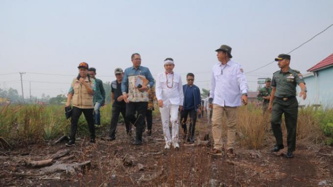 Komisi IV DPR RI Dorong Pemerintah Cari Terobosan Cegah Karhutla di 2020