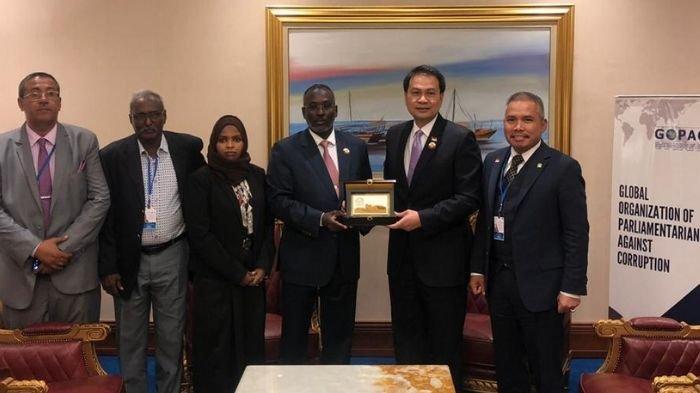 DPR RI Dukung Penguatan Kerjasama Ekonomi dengan Djibouti