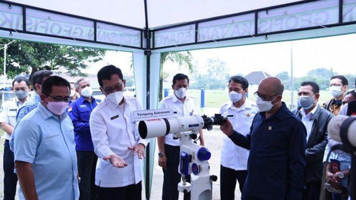 Stasiun Geofisika Tangerang Perlu Modernisasi Peralatan Layanan Bencana