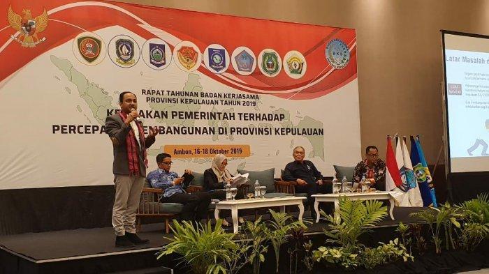 DPD RI Berjuang Lahirkan UU Daerah Kepulauan Untuk Hadirkan Negara di Wilayah Kepulauan