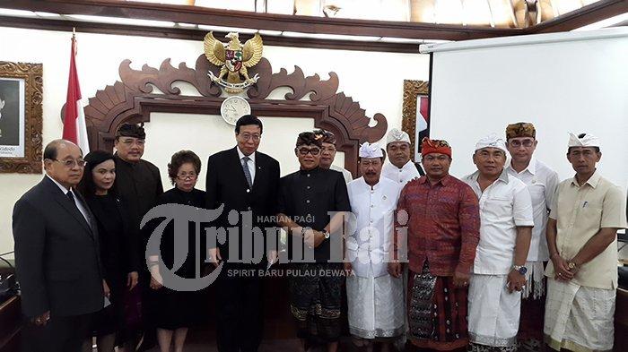 Setelah Raja Salman, Bali Kembali Dikunjungi Rombongan Anggota DPR Thailand