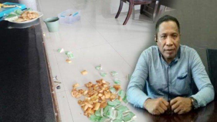 Video Viral, Anggota DPRD dari Partai Gerindra Marah-marah hingga Lempar Sarapan Pagi ke Lantai
