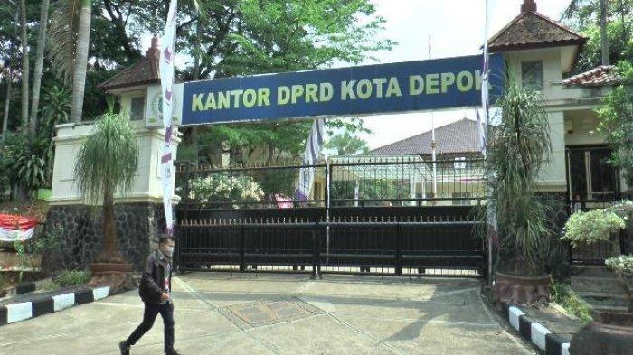 2 ASN Terpapar Corona, Gedung DPRD Kota Depok Ditutup untuk Disemprot Disinfektan