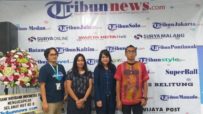 Ucapan Selamat Ulang Tahun D' Prima Hotel Indonesia untuk Tribunnews