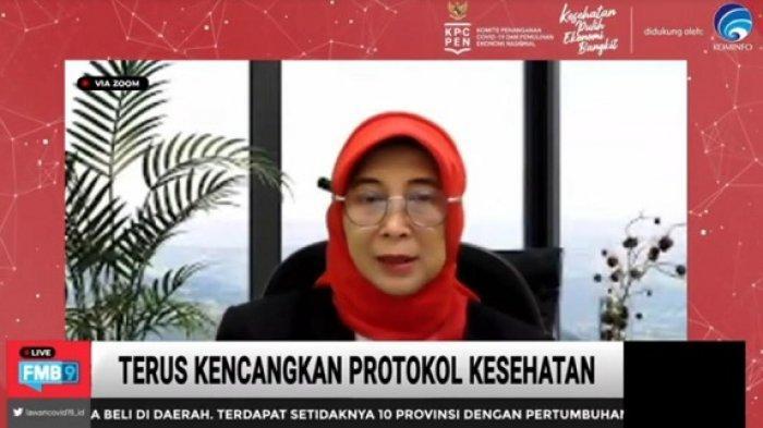 Pascalibur Lebaran, PERSI Laporkan Kenaikan Kasus Covid-19 di Sejumlah RS di Indonesia
