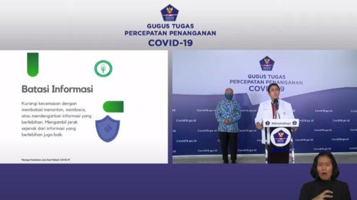 Psikiater dari Perhimpuninan Dokter Spesialis Kedokteran Jiwa Indonesia (PDSKJ) Dr. Lahargo Kembaren, Sp.KJ