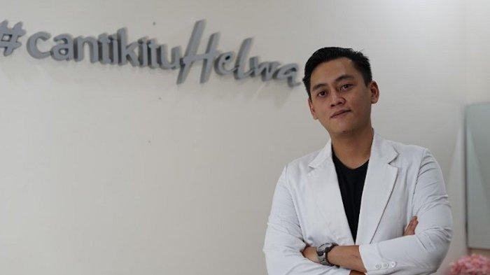 Cerita Noorrahman Arief sebagai Dokter Kecantikan, Banyak Pasien Keluhkan Jerawat hingga Flek Hitam