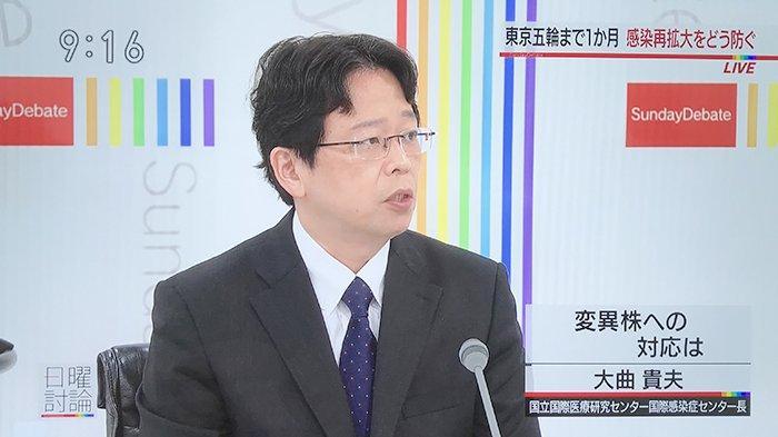 Dokter Ahli Jepang Ungkap Bahayanya Varian Delta Covid-19