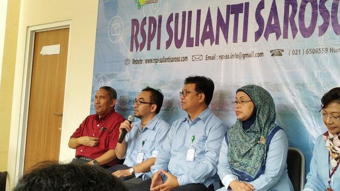 RSPI Tegaskan Tak Merawat Pasien yang Diisolasi di Rumah atau di Luar Rumah Sakit