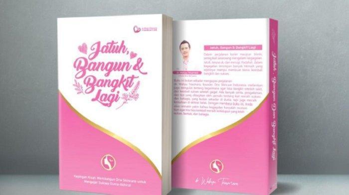Dr Wahyu Triasmara merilis buku pertamanya berjudul Jatuh Bangun Bangkit Lagi. Lewat buku tersebut ia ingin berbagi perjalanan karir dan bisnisnya, pengalaman jatuh, terpuruk, merugi, kemudian bangkit lagi. Buku Jatuh Bangun Bangkit