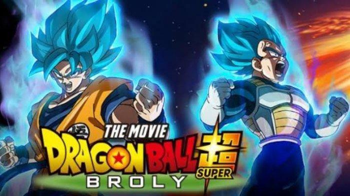 Sinopsis Dragon Ball Super Broly Pertarungan Seru Goku Vs Saiyan Baru Tayang 20 Februari 2019 Tribunnews Com Mobile