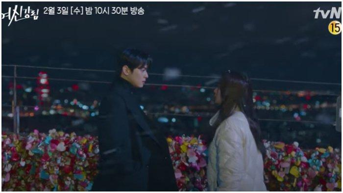 Nonton True Beauty Episode 15 Sub Indo, Ju Kyung dan Seo Jun Makin Dekat hingga Su Ho Temui Ju Kyung