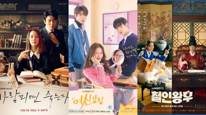 Link Streaming Drama Korea Ongoing, Cheat on Me if You Can, True Beauty, hingga Mr Queen