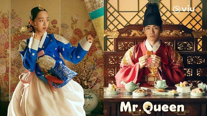 Drama Korea Mr. Queen.