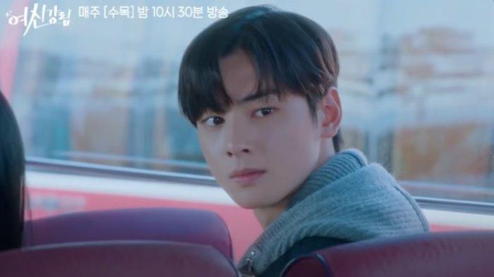 Drama Korea True Beauty Episode 8.
