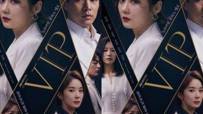 Sinopsis Drama Korea VIP Dibintangi Jang Na Ra dan Lee Sang Yoon, Segera Tayang di Trans TV