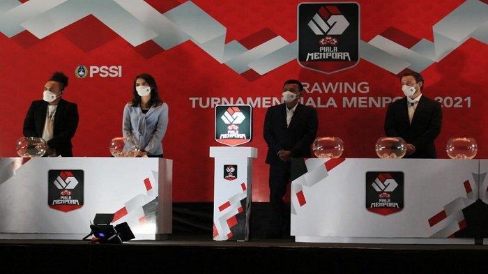 LIVE Streaming Indosiar Piala Menpora 2021, Laga Semifinal dan Final Berlangsung 2 Putaran