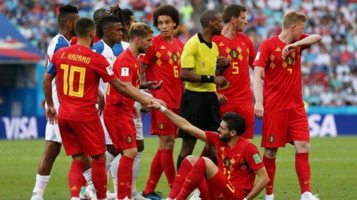 LIVE Streaming Belgia vs Rusia Euro 2020 di Mola TV Malam Ini, Dries Mertens Bisa jadi Pembeda