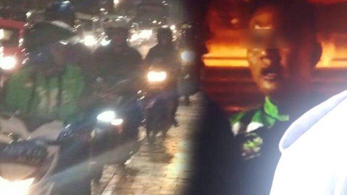 Driver Ojol Mendadak Marah-marah & Pukul Pintu Mobil Pria Ini Hingga Penyok, Alasannya Bikin Geram!