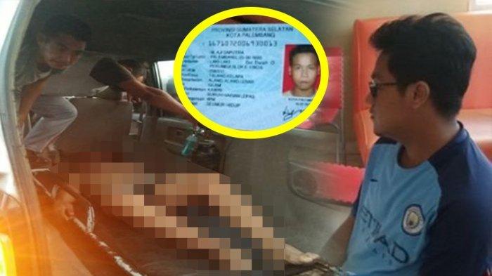 Driver Online Dibunuh, Mayatnya Ditemukan Tersangkut di Jembatan, Adik Ungkap Orderan Terkahirnya
