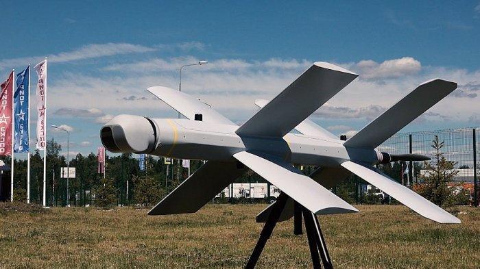 Drone Kamikaze Zala Lancet Rusia Sukses Hantam Target Teroris di Suriah