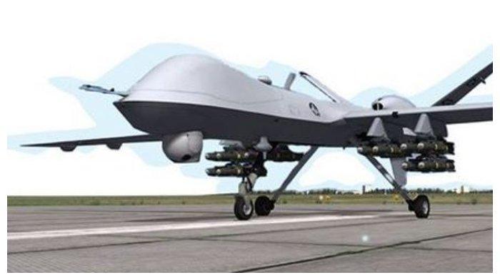 Spesifikasi Drone Canggih MQ-9 Milik Amerika Serikat yang Tewaskan Jenderal Iran Qassem Soleimani