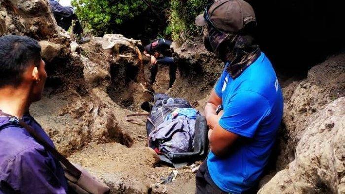 PendakI Gunung Kerinci Jambi Ditemukan Meninggal, Diduga Menderita Asam Lambung, Bawa Obat Maag