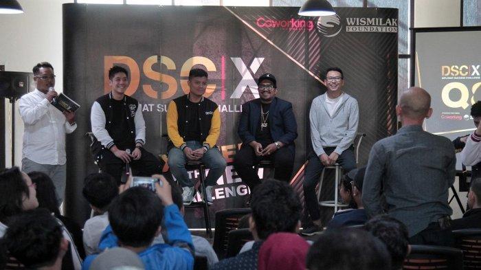 Dukung Wirausaha Bangkit, Kompetisi DSC XI Kembali Siap Digelar
