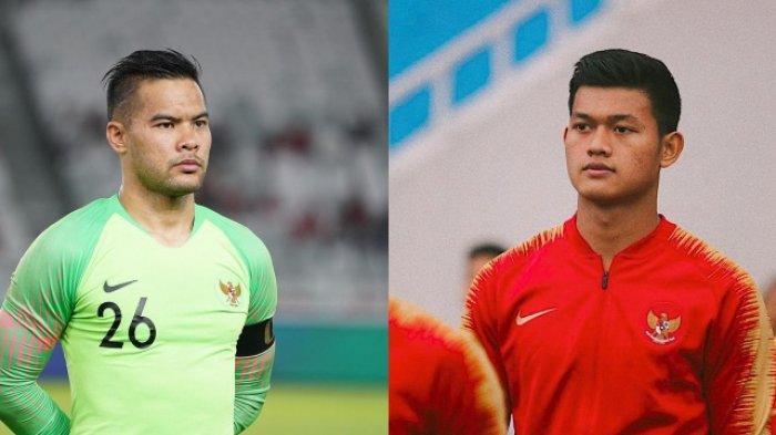Persija vs Barito Putera 8 Besar Piala Menpora 2021, 2 Kiper Berlabel Timnas Indonesia Saling Beradu
