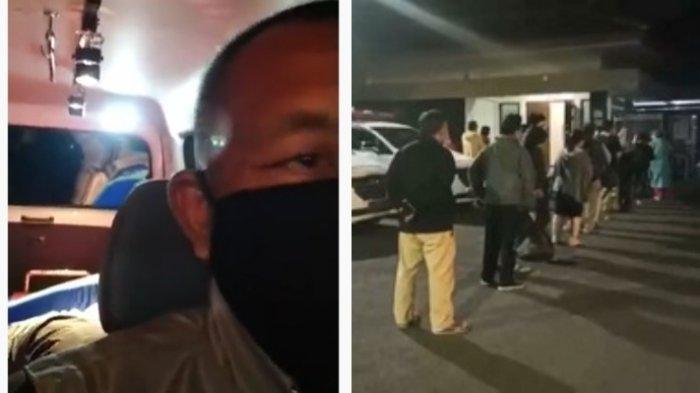 Kisah Viral RS Penuh karena Covid-19: Kades di Bandung Keliling Cari RS, Pasien di Semarang Menumpuk