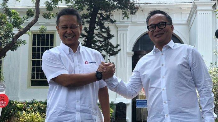 Menteri BUMN Erick Thohir Siapkan Pembagian Tugas kepada Wamen Budi dan Tiko