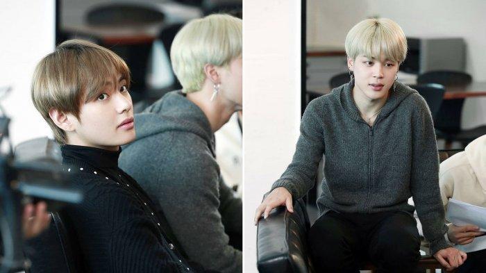 Jimin dan V BTS 'Bertengkar' Gara-gara Sampah, RM sampai Gebrak Meja saat Melerainya
