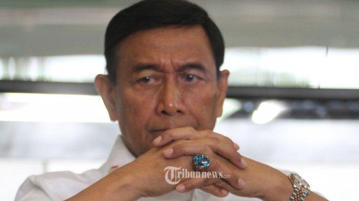 Wiranto Jelaskan Kenapa Selama Ini Kekuatan TNI Terpusat di Pulau Jawa