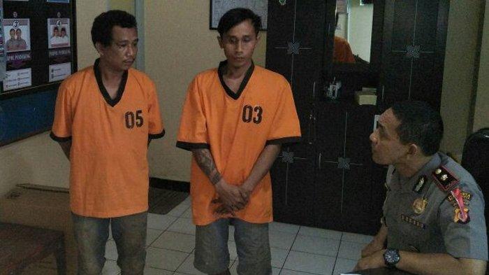 Dua Pencuri di Bogor Ini Gasak Setrikaan, Rice Cooker, Blender, sampai Tabung Gas