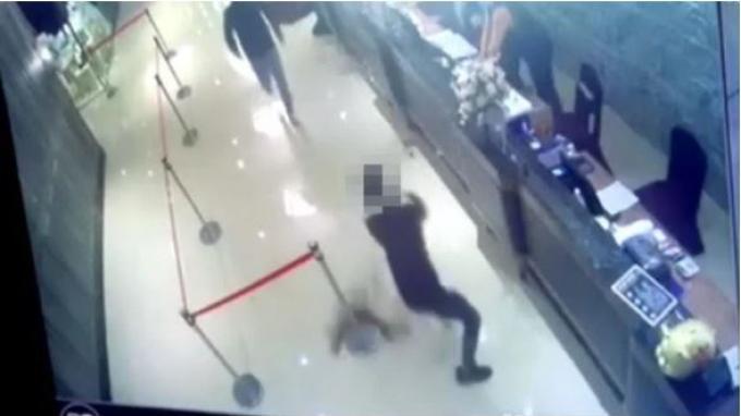 Dua orang pria sebar ribuan kecoak ke restoran sebagai aksi teror.