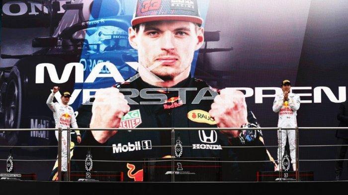 Red Bull Racing Honda Raih Podium Ganda di Turki, Verstappen Geser Hamilton di Puncak