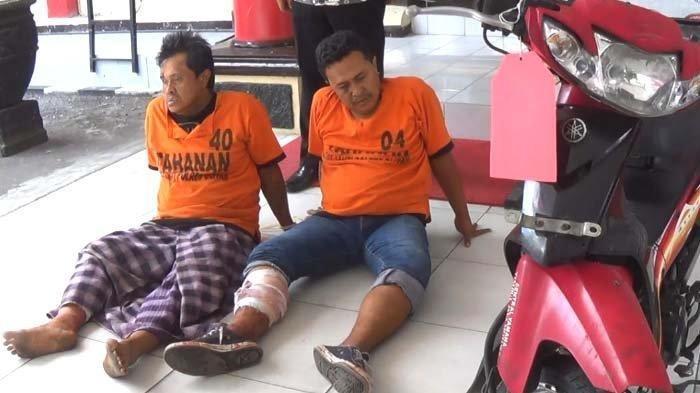 Dua Bersaudara Curanmor Ini Ditembak Polisi, Tak Segan Lukai Korban Yang Melawan