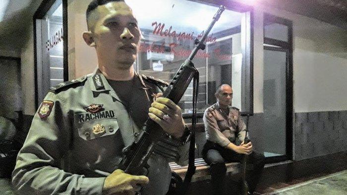 Pasca bom di Sumut, Polda Kepri Pertebal Pengamanan Mako Kepolisian