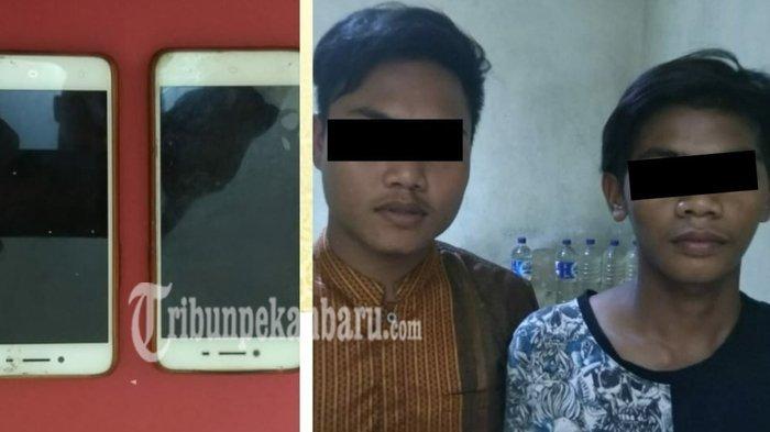 Berbekal Korek Berbentuk Piltol, Dua Orang Pemuda di Sleman Ini Menodong Pengendara Mobil