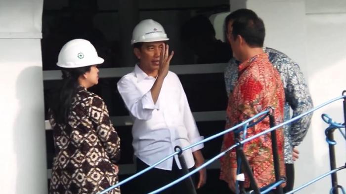 Jokowi: Banyak yang Pintar-pintar Tapi Senangnya Lakukan Pungli