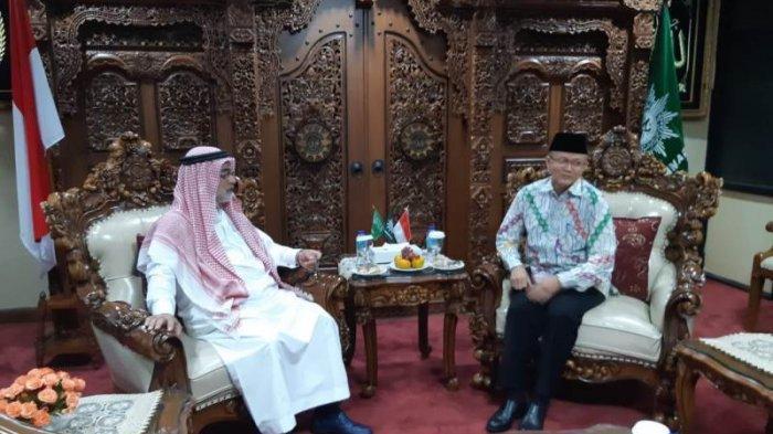 Dubes Arab Saudi untuk Indonesia Sebut Keberadaan Rizieq Shihab di Negaranya Tidak Membahayakan